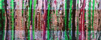 Textura de la alfombra Panorama Fotografía de archivo