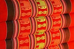 Textura de la almohada Foto de archivo libre de regalías
