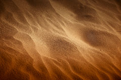 Textura de la arena Foto de archivo