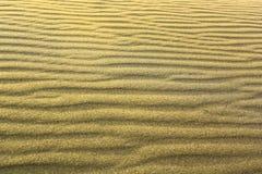 Textura de la arena Fotos de archivo libres de regalías