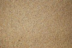 Textura de la arena Imágenes de archivo libres de regalías