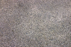 Textura de la arena negra de tierra Foto de archivo libre de regalías