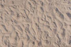 Textura de la arena de la playa foto de archivo libre de regalías
