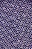 Textura de la armadura de la tela de las lanas Foto de archivo libre de regalías