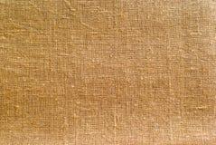 Textura de la arpillera Imagen de archivo libre de regalías