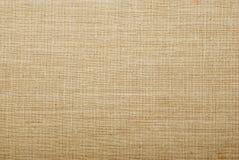 Textura de la arpillera Fotografía de archivo libre de regalías