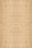 Textura de la arpillera de Tileable Fotografía de archivo libre de regalías