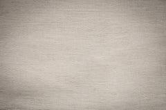 Textura de la arpillera vieja Fotos de archivo libres de regalías