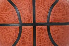 Textura de la bola de la cesta Fotos de archivo libres de regalías