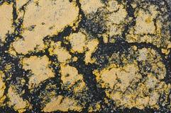 Textura de la calle del camino Fotos de archivo