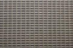 Textura de la cara del amperio del tweed Imágenes de archivo libres de regalías