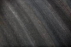 Textura de la carretera de asfalto Camino de la calidad negra y buena Imágenes de archivo libres de regalías