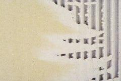 Textura de la cartulina Foto de archivo