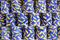 Textura de la cerámica Imágenes de archivo libres de regalías