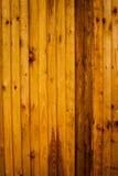 Textura de la cerca del pino Fotos de archivo