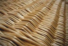 Textura de la cesta Foto de archivo