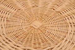 Textura de la cesta Fotografía de archivo libre de regalías