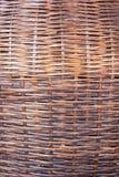 Textura de la cesta Imágenes de archivo libres de regalías