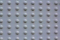 Textura de la construcción metálica masiva de los remaches Accesorio de la pieza de metal del blanco del puente pintado Arsenal d foto de archivo libre de regalías