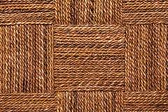 Textura de la cuerda Fotografía de archivo