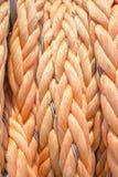Textura de la cuerda fotos de archivo