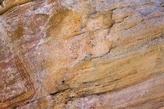 Textura de la cueva Imágenes de archivo libres de regalías