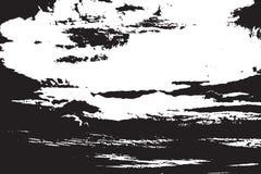 Textura de la desolación Imagen de archivo libre de regalías