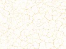 Textura de la elegancia del oro del vector Fondo de oro del grunge de la desolaci?n del rasgu?o de la p?tina Efecto apenado oro stock de ilustración