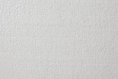 Textura de la espuma de poliestireno Fotografía de archivo