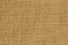 Textura de la estera del yute Imagen de archivo libre de regalías