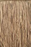 Textura de la estera de la paja del artezanal foto de archivo libre de regalías