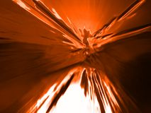Textura de la explosión Fotos de archivo libres de regalías