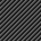 Textura de la fibra del carbón Imagen de archivo