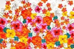 Textura de la flor Fotos de archivo libres de regalías