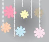 Textura de la flor Fotografía de archivo