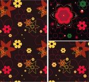 Textura de la flor del otoño Imagenes de archivo