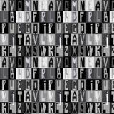 Textura de la fuente Fotos de archivo