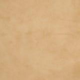 Textura de la gamuza de Brown Fotografía de archivo