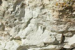 Textura de la grava de la zeolita Materiales adsorbentes Cierre para arriba Imagenes de archivo