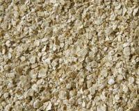 Textura de la harina de avena Foto de archivo