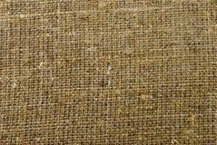 Textura de la harpillera Fotografía de archivo