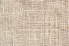 Textura de la harpillera de Brown o fondo y espacio vacío imagen de archivo