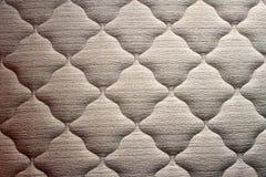 Textura de la hoja del colchón Imagen de archivo