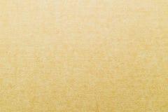 Textura de la hoja del papel de Brown Fotos de archivo libres de regalías