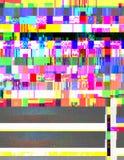 Textura de la interferencia Imagenes de archivo