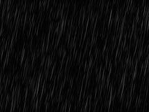 Textura de la lluvia del vector en negro Fondo abstracto del vector Imagenes de archivo