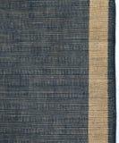 textura de la lona de lino Imágenes de archivo libres de regalías