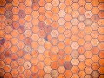 Textura de la loza de barro Fotos de archivo