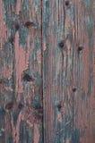 Textura de la madera áspera vieja Foto de archivo libre de regalías