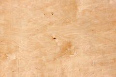 Textura de la madera contrachapada Imágenes de archivo libres de regalías